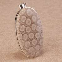 Fossil Coral Pendant Manufacturers