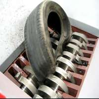 Tire Shredders Manufacturers