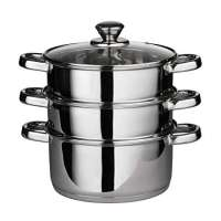 Stainless Steel Steamer Manufacturers