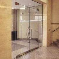 钢化玻璃门 制造商