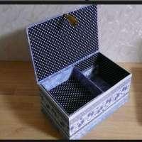 Fabric Jewelry Box Manufacturers