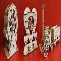 Laser Cutting Crafts Manufacturers