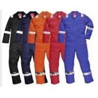 Fire Retardant Coverall Manufacturers