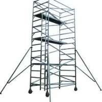 铝脚手架梯子 制造商