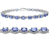 Tanzanite Bracelet Manufacturers