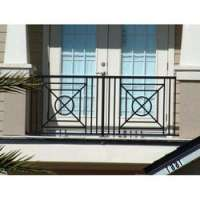 Galvanized Iron Grill Manufacturers