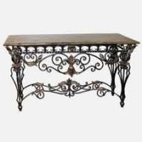 Wrought Iron Sofa Table Manufacturers