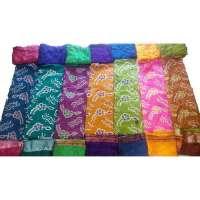 Bandhani Dress Material Manufacturers