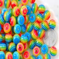 Rainbow Beads Manufacturers