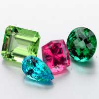 Colored Gemstone Manufacturers