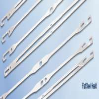 Flat Steel Healds Manufacturers