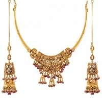 Kundan Gold Necklace Manufacturers