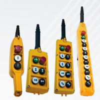 Crane Control Equipments Manufacturers