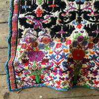 Embroidered Throw Manufacturers