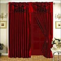Satin Curtain Manufacturers