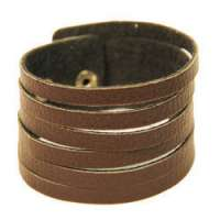 Leather Wristband Manufacturers