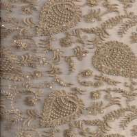 Embroidered Net Fabric Manufacturers