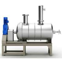 Rotary Vacuum Paddle Dryer Importers