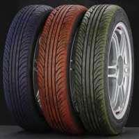 彩色轮胎 制造商