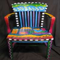 Hand Painted Chair Manufacturers