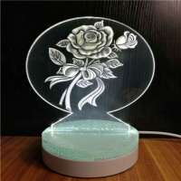 Acrylic Crafts Gift Manufacturers