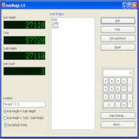 Weighing Scale Software Manufacturers