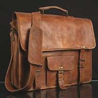 Goat Leather Bags Manufacturers