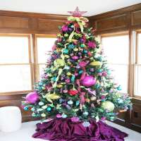 Colorful Christmas Tree Manufacturers