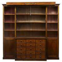 Antique Bookcase Manufacturers