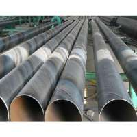 Round Welded Steel Pipe Manufacturers