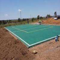 Tennis Court Construction Manufacturers