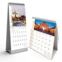 自定义印刷日历 制造商