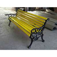 Cast Iron Park Benches Manufacturers