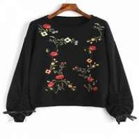 Embroidered Sweatshirt Manufacturers