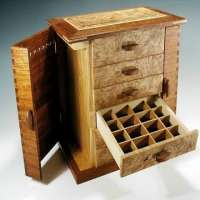 Handmade Jewelry Boxes Manufacturers