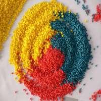 Colored Plastic Granules Manufacturers