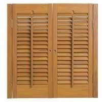 Wood Shutter Manufacturers