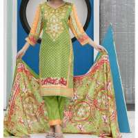 Pakistani Lawn Suit Manufacturers