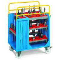 CNC Tool Trolley Manufacturers