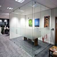 Frameless Glass Partitions Manufacturers