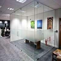 无框玻璃隔断 制造商