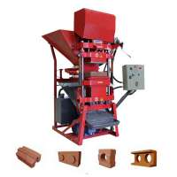 Interlocking Brick Machine Manufacturers