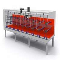 Direct Gas Fired Oven Manufacturers