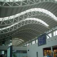 Mild Steel Roofing Structure Manufacturers
