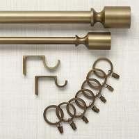 Brass Curtain Hardware Manufacturers