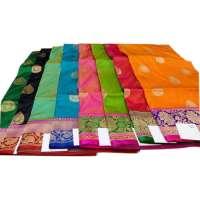 Katan丝绸Sarees 制造商