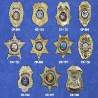 Police Badges Manufacturers