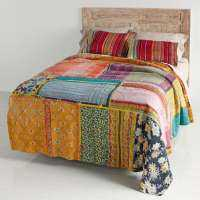 Kantha Bed Covers Manufacturers