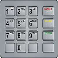 ATM键盘 制造商