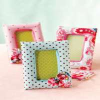 Fabric Photo Frame Manufacturers